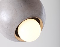 S-light pendant lamp
