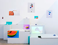 U.F.O. : Exhibition