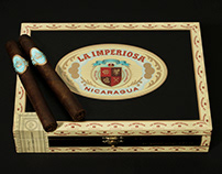 La Imperiosa Cigar Branding and Packaging