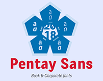 Pentay Sans -10 fonts-