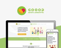 Goood.hu design