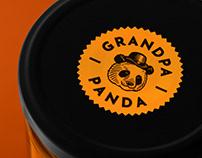 Grandpa Panda