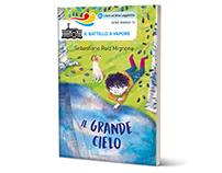 Il Battello a Vapore. Cover and Illustrations