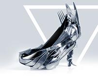 Shoe design_ Desire for a Feast