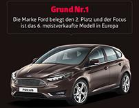 E-mailing - Ford Focus