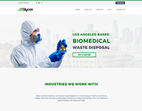 Website re-design for Glycon