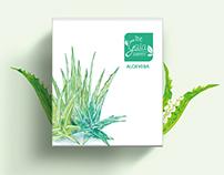 Gaia Soapery Branding
