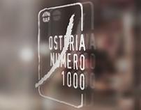 Osteria numero 1000 - Ristorante