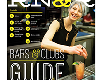 RN&R 2016 Bars & Clubs Guide
