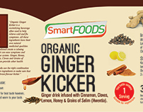 Smart Foods Box Design