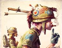 Tank Girl- Poster