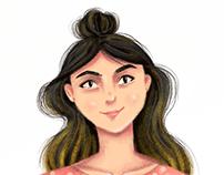 Ramdom Girl