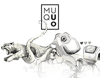 Muquo | Art direction, UX & UI design.