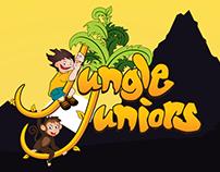 Jungle Juniors - Brand Making