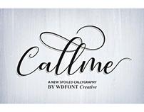 Callme Font