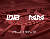 Car and Marine Audio | Series Rebrand