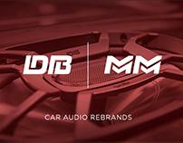 Car and Marine Audio | Series Rebrand