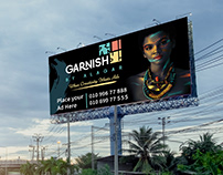 Billboard design and promotional video