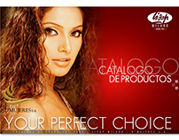 Lisap Milano. Catálogo de Productos, Ecuador