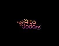 Alta Joda TV - Logo Animación