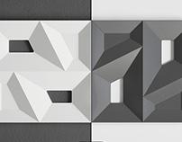 Quadgon (Ceramic Tile Design)