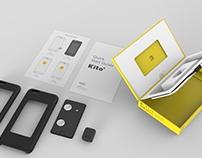 Kito+ Packaging Design