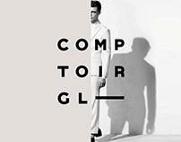 Galeries Lafayette — Comptoir GL — Rebranding