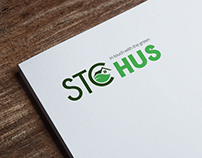 STC Hus Logo Design & Website UI Design