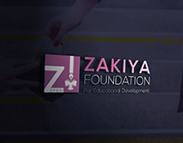 zakiya foundation logo