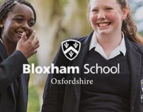 Bloxham School - UX & Responsive Website Design