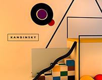 Kandinsky installation