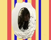 Cast Mirrors