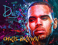 Chris Brown - Advertising Art