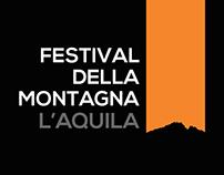 FESTIVAL DELLA MONTAGNA L'AQUILA - Corporate identity