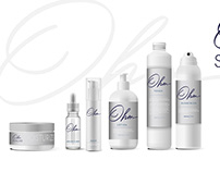 Ohm Skincare - Sleek Packaging Concept