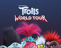 Trolls 2 - AR Mini Games