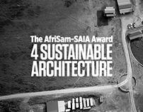 AfriSam-SAIA Award 4 Sustainable Architecture 2011/12
