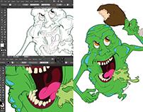 Ghostbusters: Slimer