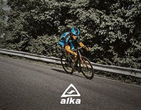 Alka Sport - Cycling Wear Catalogue