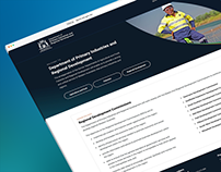 DPIRD Government Website Landing Page