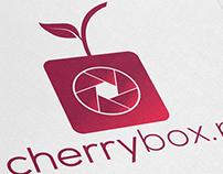 logo cherry box