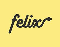 Felix - Logo Design