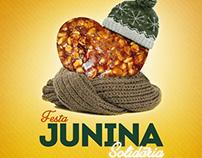 Festa Junina Solidária