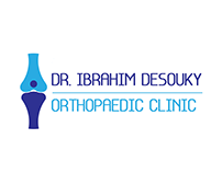 Orthopedic Clinic - Brand Design For Dr.Ibrahim Desouky
