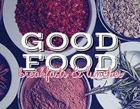 Good Food! Advertising Kit