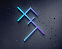 XFIT - Visual identity