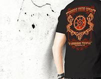 T-shirt Design for Torres MMA Sport