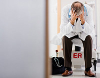 Why physician gets burnt-out