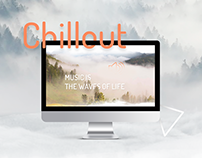 Landing page ChillOut project