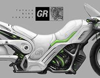 Futuristic Bike Concept